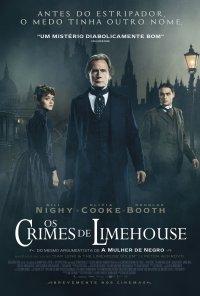Poster do filme Os Crimes de Limehouse / The Limehouse Golem (2017)
