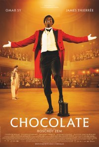 Poster do filme Chocolate / Chocolat (2016)