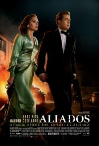 Poster do filme Aliados / Allied (2016)