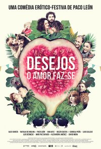 Poster do filme Desejos, o Amor Faz-se / Kiki, el amor se hace (2016)