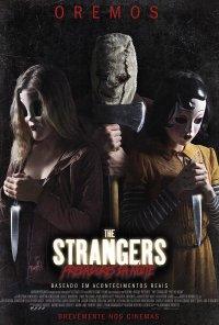 Poster do filme The Strangers: Predadores da Noite / The Strangers: Prey at Night (2018)