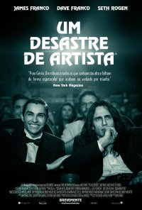Poster do filme Um Desastre de Artista / The Disaster Artist (2017)