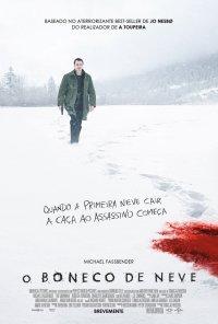 Poster do filme O Boneco de Neve / The Snowman (2017)