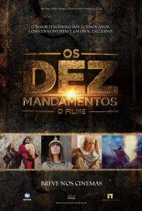Poster do filme Os Dez Mandamentos: O Filme (2016)