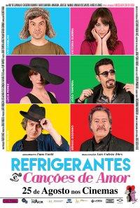 Poster do filme Refrigerantes e Canções de Amor (2016)