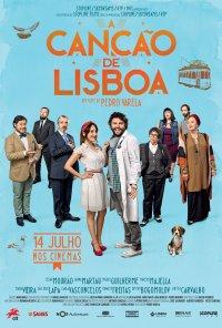 Poster do filme A Canção de Lisboa (2016)