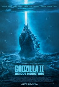 Poster do filme Godzilla II: Rei dos Monstros / Godzilla: King of the Monsters (2019)