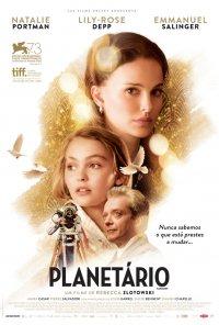 Poster do filme Planetário / Planetarium (2016)