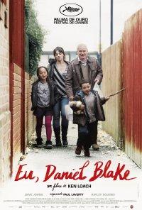 Poster do filme Eu, Daniel Blake / I, Daniel Blake (2016)