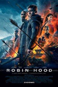 Poster do filme Robin Hood (2018)