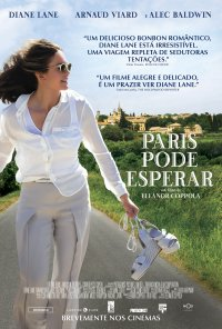 Poster do filme Paris Pode Esperar / Paris Can Wait (2017)