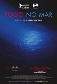 Poster do filme Fogo no Mar / Fuocoammare (2016)