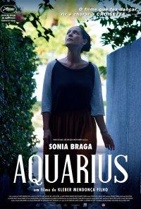 Poster do filme Aquarius (2016)