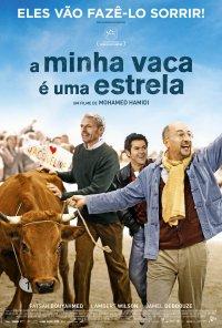 Poster do filme A Minha Vaca É Uma Estrela / La Vache (2016)