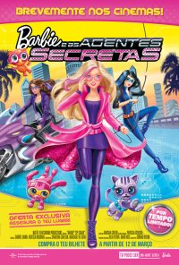 Poster do filme Barbie e as Agentes Secretas / Barbie: Spy Squad (2016)