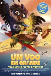Poster do filme Um Voo em Grande / Richard the Stork (2017)
