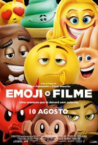 Poster do filme Emoji: O Filme / The Emoji Movie (2017)