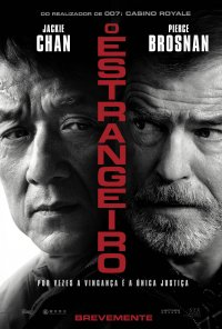 Poster do filme O Estrangeiro / The Foreigner (2017)