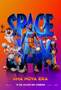 Poster do filme Space Jam: Uma Nova Era / Space Jam: A New Legacy (2021)