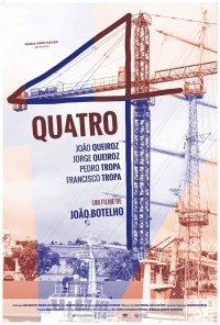 Poster do filme Quatro (2014)
