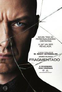 Poster do filme Fragmentado / Split (2017)