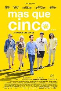Poster do filme Mas Que Cinco... / Five (2016)