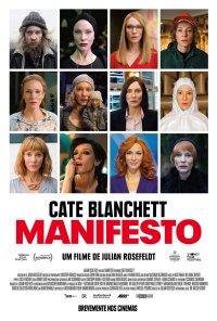 Poster do filme Manifesto (2015)