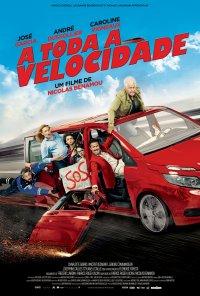 Poster do filme A Toda a Velocidade / À Fond (2016)