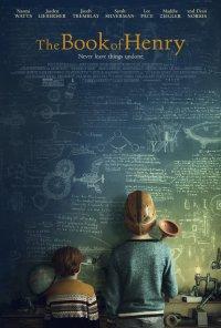 Poster do filme The Book of Henry (2017)