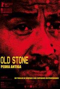 Poster do filme Pedra Antiga / Lao Shi / Old Stone (2016)