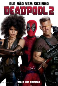 Poster do filme Deadpool 2 (2018)