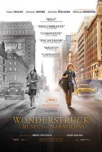 Poster do filme Wonderstruck: O Museu das Maravilhas / Wonderstruck (2017)