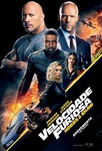 Poster do filme Velocidade Furiosa: Hobbs & Shaw / Fast & Furious Presents: Hobbs & Shaw (2019)