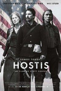 Poster do filme Hostis / Hostiles (2017)