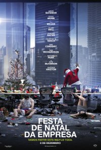 Poster do filme Festa de Natal da Empresa / Office Christmas Party (2016)