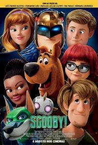 Poster do filme Scooby! / Scoob! (2020)