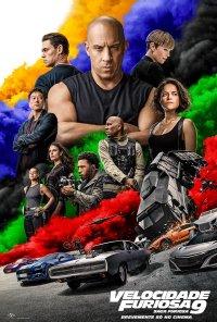 Poster do filme Velocidade Furiosa 9 / Fast & Furious 9 (2020)