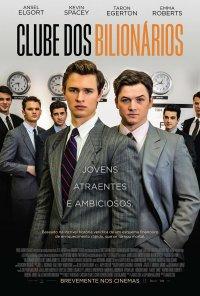 Poster do filme Clube dos Bilionários / Billionaire Boys Club (2018)