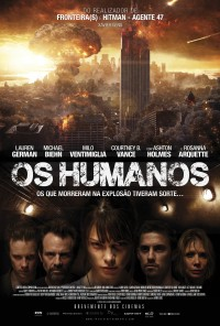 Poster do filme Os Humanos / The Divide (2011)