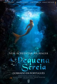 Poster do filme A Pequena Sereia / The Little Mermaid (2018)