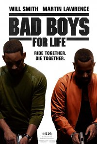 Poster do filme Bad Boys Para Sempre / Bad Boys for Life (2020)