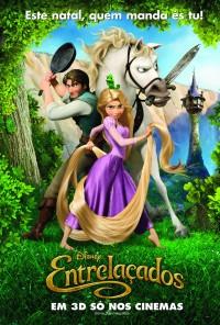 Poster do filme Entrelaçados / Tangled (2010)