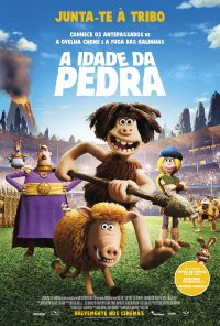 Poster do filme A Idade da Pedra / Early Man (2018)