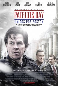 Poster do filme Patriots Day - Unidos por Boston / Patriots Day (2016)