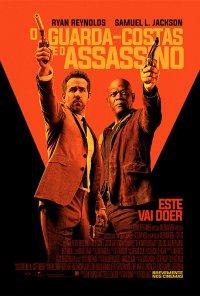 Poster do filme O Guarda-Costas e o Assassino / The Hitman's Bodyguard (2017)