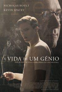 Poster do filme A Vida de Um Génio / Rebel in the Rye (2017)