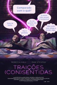 Poster do filme Traições (Con)sentidas / Permission (2017)