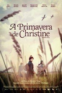 Poster do filme A Primavera de Christine / Maikäfer Flieg (2016)