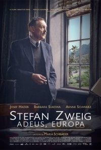Poster do filme Stefan Zweig: Adeus, Europa / Vor der Morgenröte / Stefan Zweig: Farewell to Europe (2016)