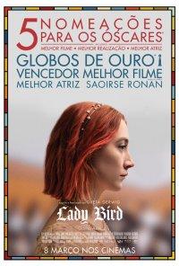 Poster do filme Lady Bird (2017)